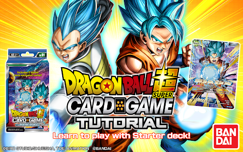 Dragon Ball Super Card Game Tutorial- screenshot thumbnail