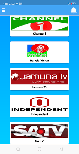 All Bangla Newspaper and TV channels 5.3 screenshots 7