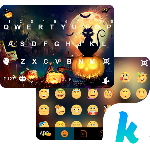 Halloween 2016 Kika Keyboard