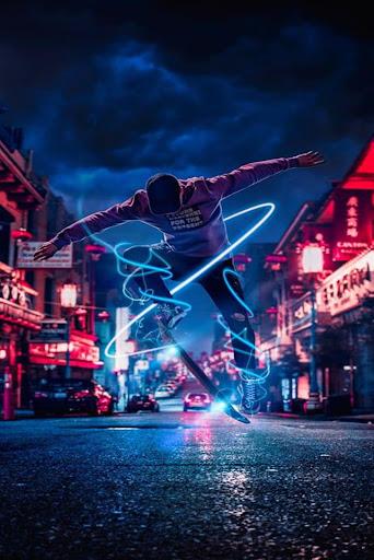 4k Ultra Hd Neon Wallpapers Background 2020 2 0 Apk Download Hdwall Paper Neonhallowen Apk Free