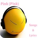 Pink (P!nk) Songs & Lyrics icon