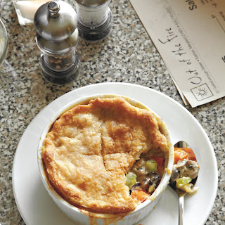 Out of the Fire Oyster Pot Pies