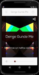 Denge Gunde Me - náhled