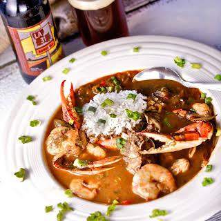 Louisiana Seafood Gumbo.