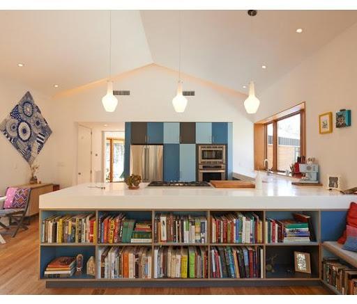 本棚のデザインのアイデア