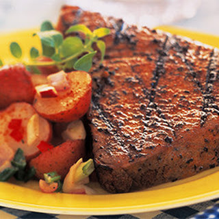 Honey Lime Tuna Recipe