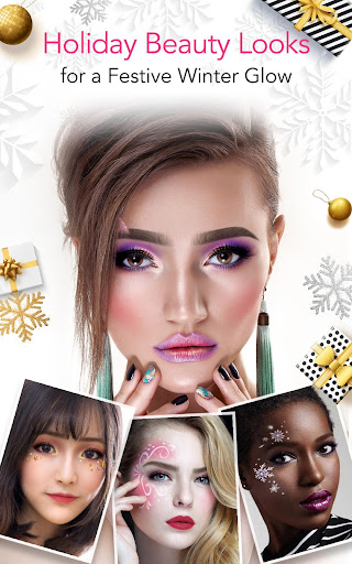 YouCam Makeup - Magic Selfie Makeovers 5.30.5 screenshots 1
