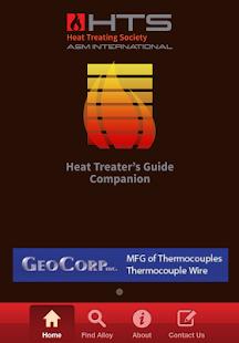 Heat Treater's Guide Companion- screenshot thumbnail