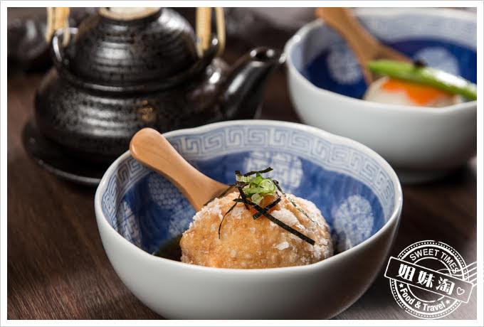 墨吉日本料理八方豆腐