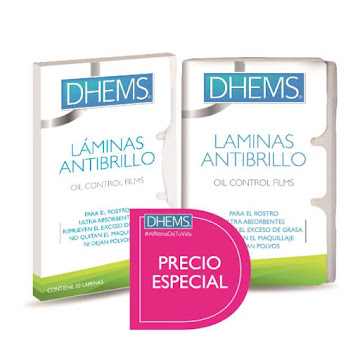 $OFERTA LAMINAS DHEMS   ANTI-BRILLO X 2UND PRECIO ESPECIAL