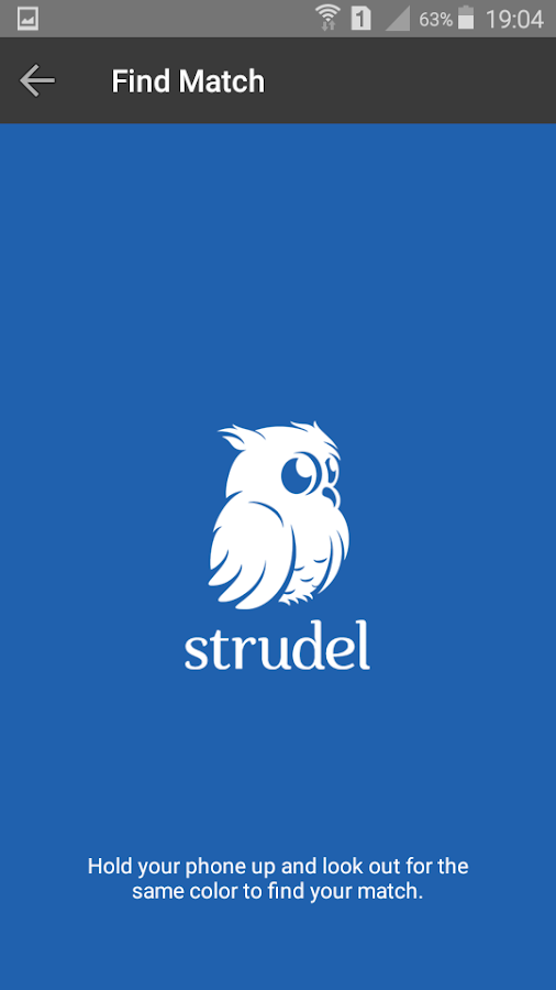 Strudel- screenshot