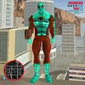 Rope Frog Strange Ninja Hero Gangster Crime icon