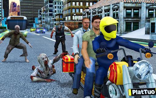 Bus Bike Taxi Driver u2013 Transport Driving Simulator apkdebit screenshots 5