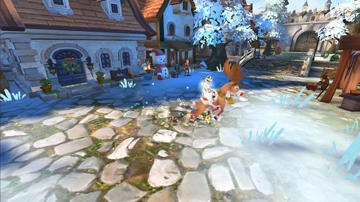 Throne of Elves: 3D Anime Action MMORPG  trampa 8