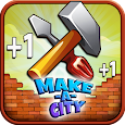 Make a City Idle Tycoon- Free Build & Upgrade Game