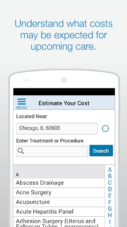 Empire BlueCross BlueShield - screenshot