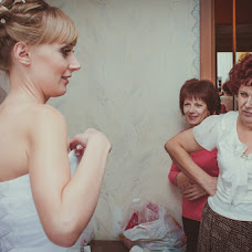 Wedding photographer Aleksey Kondakov (yozhik1980). Photo of 09.11.2012
