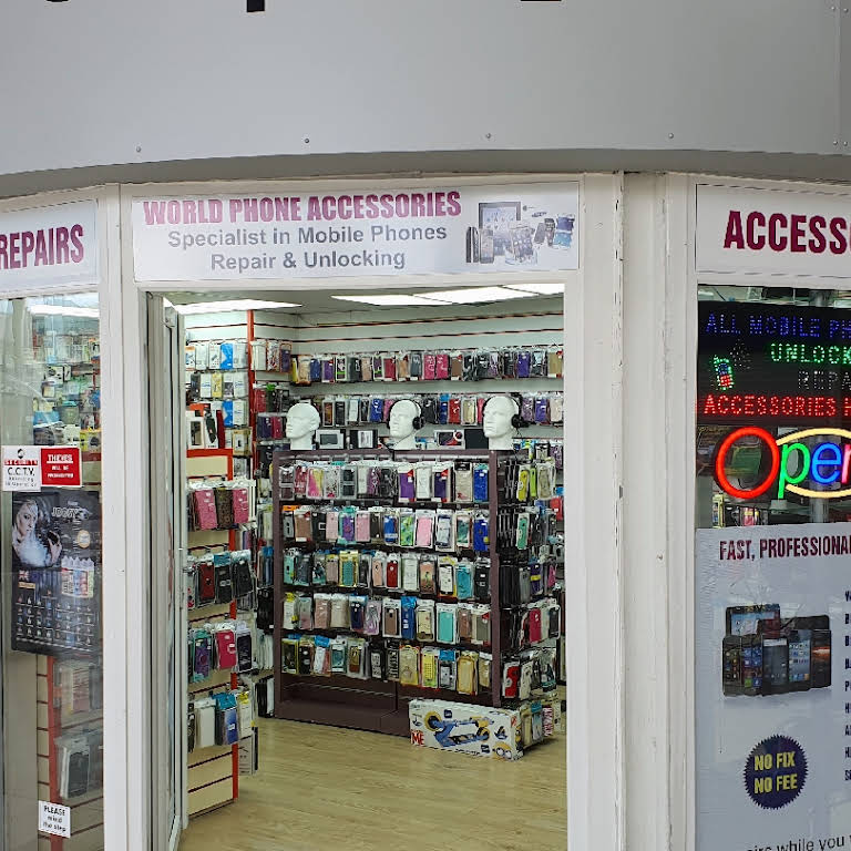 World Phone Accessories Mobile Phone Shop