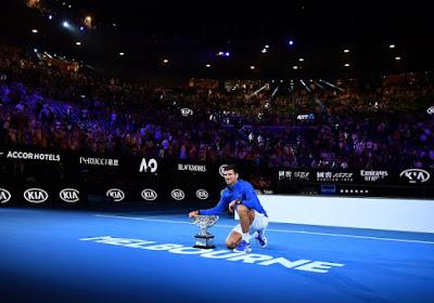An-Sophie Mestach acht het niet onmogelijk dat Djokovic Federer inhaalt