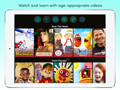 Azoomee: Kids' Games, TV, Safe Chat & More- screenshot thumbnail
