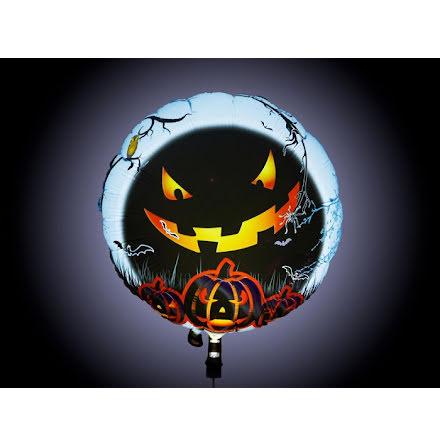 Folieballong LED - Halloween Gigaloon