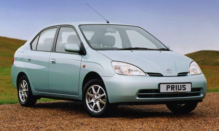 Image result for toyota prius 1997