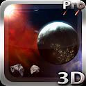 Space Symphony 3D Pro LWP icon