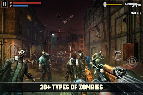 Dead Target Mod APK Latest 4.54.0 [Unlimited Money] 5