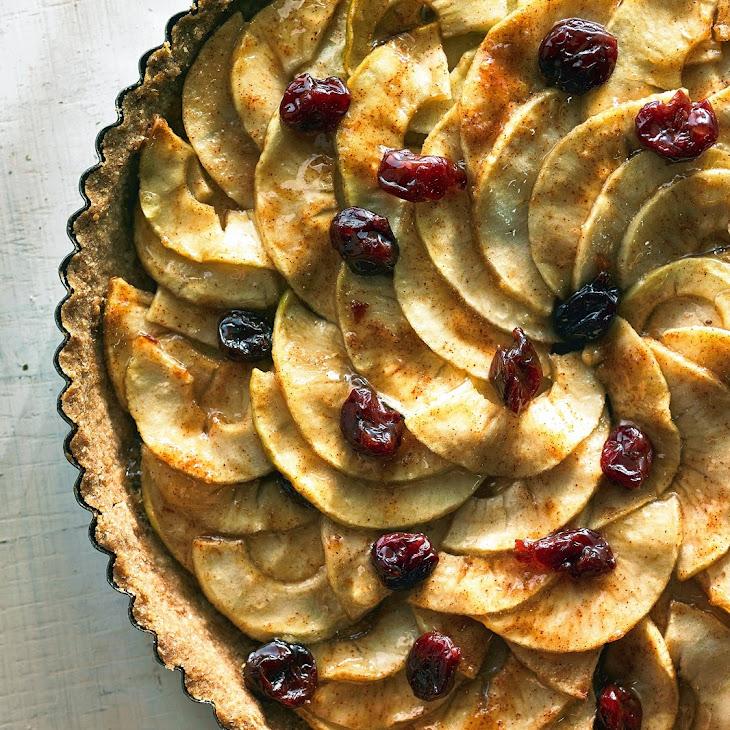 Apple Cranberry Tart Recipe