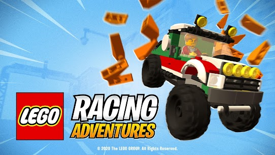LEGO Racing Adventures Mod Apk [Unlimited Blocks] 1