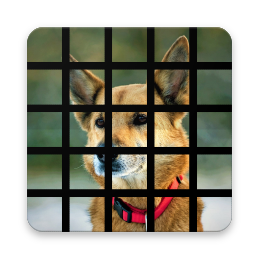 Cute Puppy Tile Puzzle - German Shepherd Dog file APK for Gaming PC/PS3/PS4 Smart TV