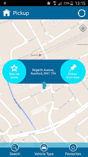 玩旅遊App|A1 Mini Cabs Havering免費|APP試玩