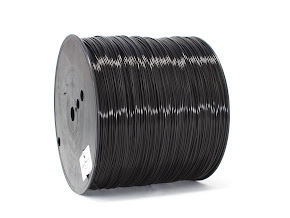 Black PRO Series PETG Filament - 3.00mm (10lb)