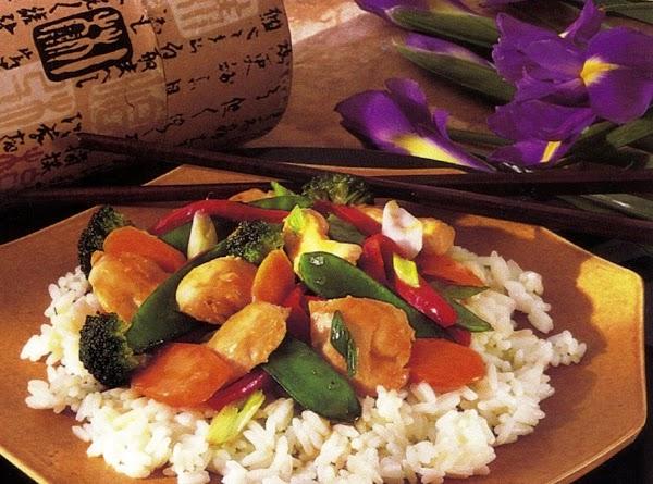 Chicken Stir-fry Recipe