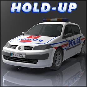 Поднимите французской полицией