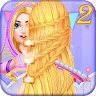 Fashion Braid Hairstyles Salon 2 - Juegos de niñas icon