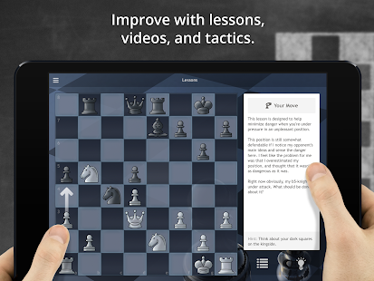 Chess · Play & Learn Screenshot