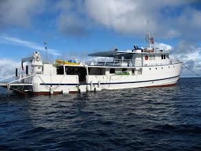 Photo: Sea Hunter à Isla del Coco au Costa Rica