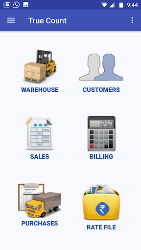 True Count - GST Billing, Accounting, Totally Free  screenshots 7