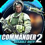 Commando at War 2017 Icon