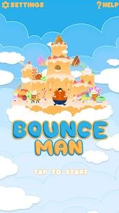 Bounce Man - náhled