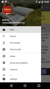 Bible Reina Valera - náhled