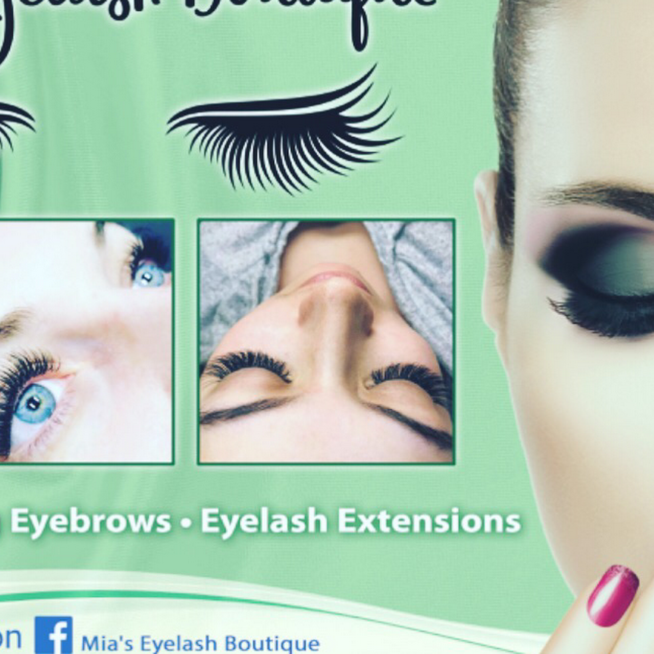 Mias Eyelash Boutique Eyelash Extensions