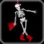 Премиум Cheerful Skeleton Live Wallpaper временно бесплатно