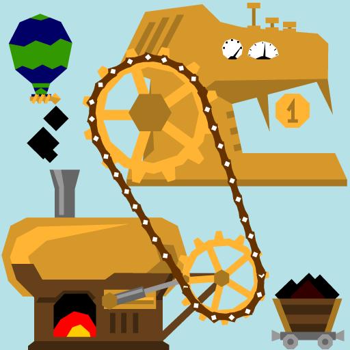 Engineer Millionaire: Steampunk Idle Tycoon