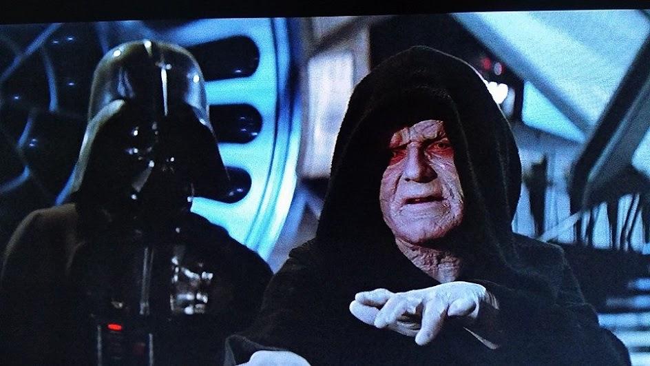 Star Wars: Episodio VI direttamente dalla mia TV