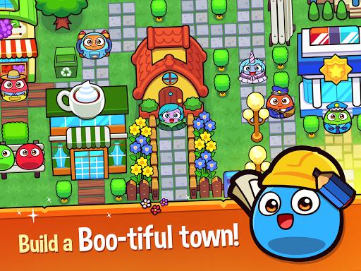 My Boo Town - Cute Monster City Builder 2.0 screenshots 8