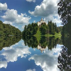 Reflection by Dunja Milosic Odobasic - Landscapes Waterscapes (  )