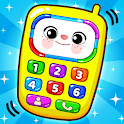 Baby Phone for toddlers - Numbers, Animals & Music icon
