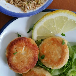 Egyptian Style Feta Cheese Balls.